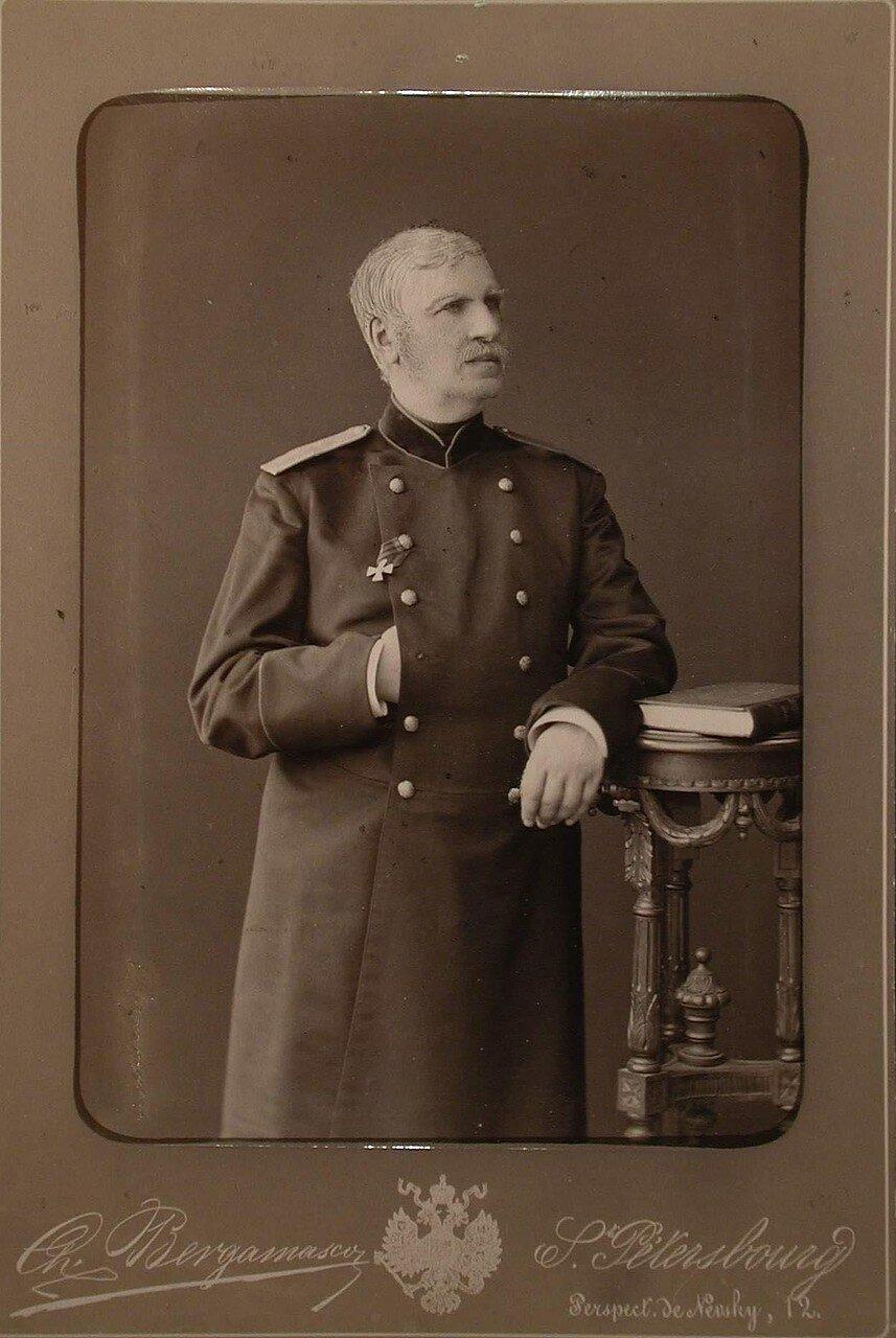Резвой Орест Павлович (1811-1904) - генерал от артиллерии, начальник Михайловского артиллерийского училища