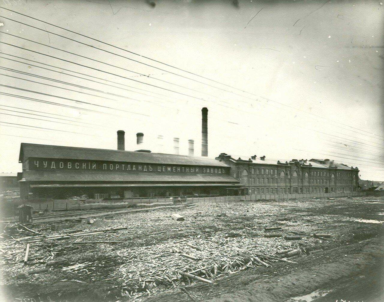 02. Внешний вид зданий завода