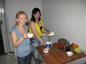 Марина и Юля - земляки кстати