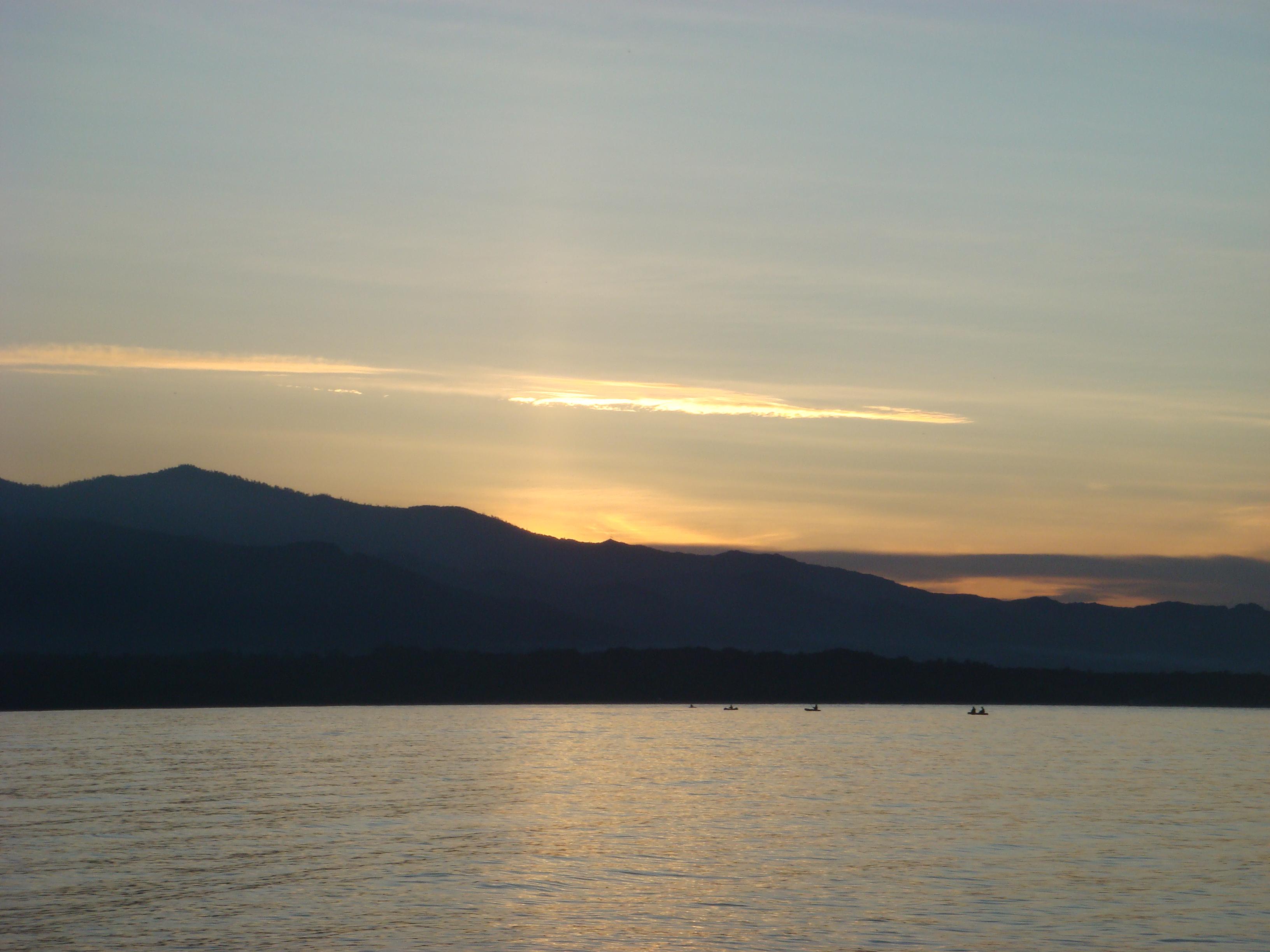 Закат над Байкалом.JPG