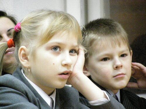 1 класс. 20 декабря 2008 года