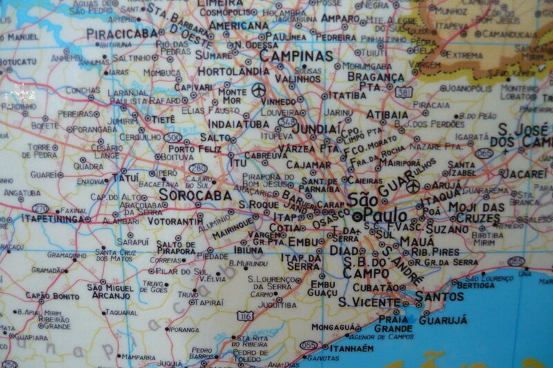 Я работал в Jundiai. Нашли на карте?