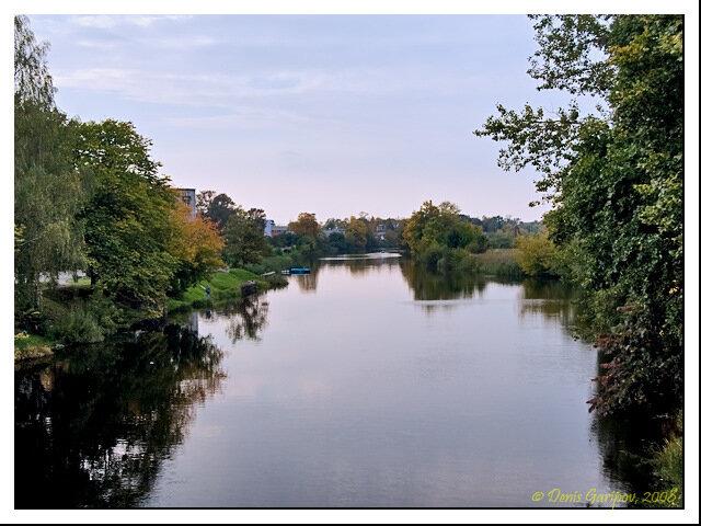 Река Дрикса
