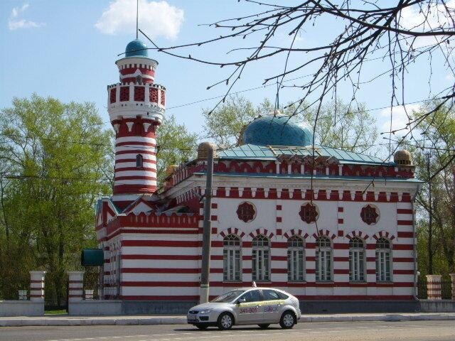 мечеть в г.Твери