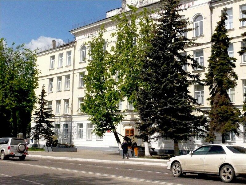 суворововское училище