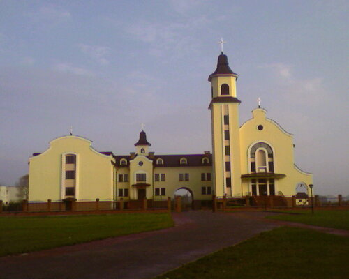 Обухов. Католический монастырь