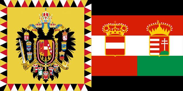 Флаг австро венгрии фото доллар эйзенхауэра