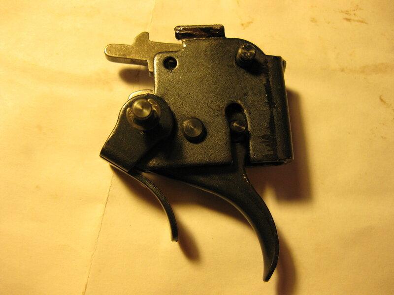 gamo huспусковой механизмnter 440-фото