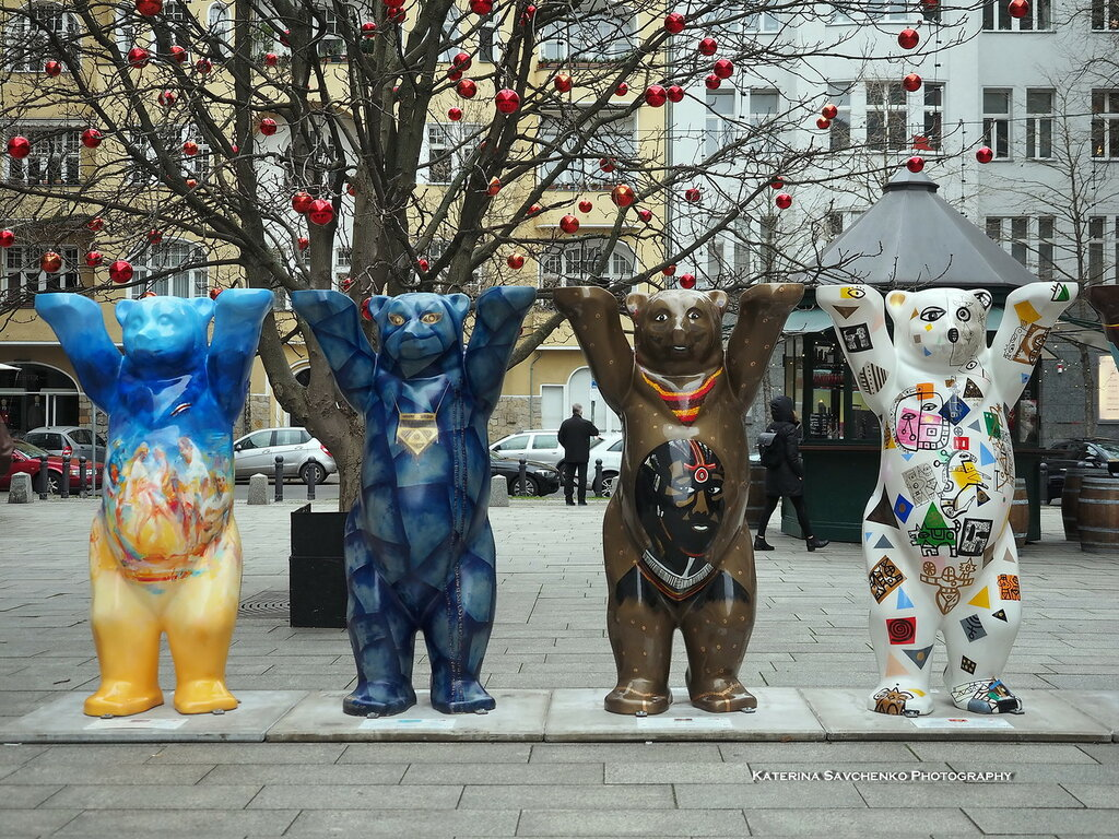 United Buddy Bears in Berlin