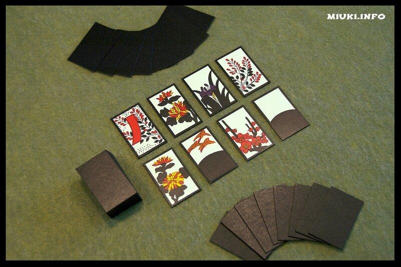 Игральные карты Ханафуда от компании Nintendo