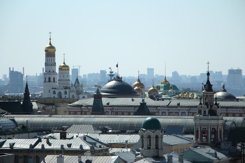 Кремль. Колокольная Ивана Великого