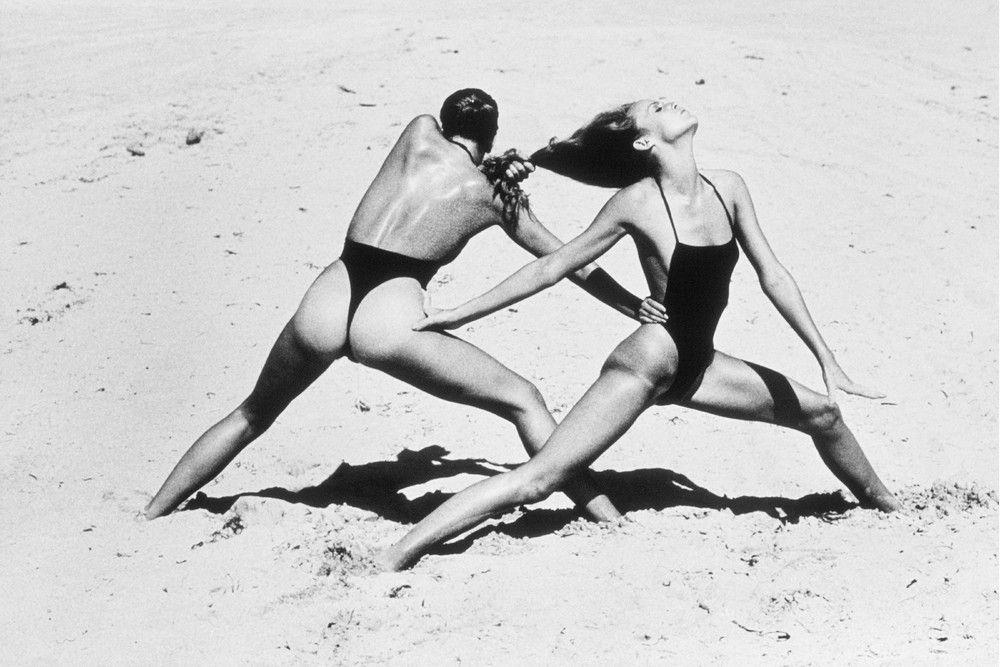 11. Пляжные упражнения