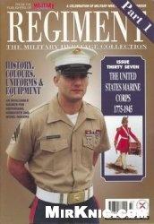 Журнал The United States Marine Corps 1775-1945 (Regiment №37)