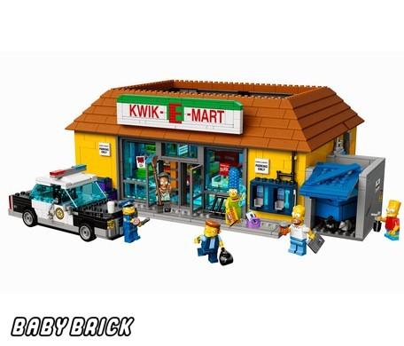 Интернет-магазин конструкторов Лего - BabyBrick.ru