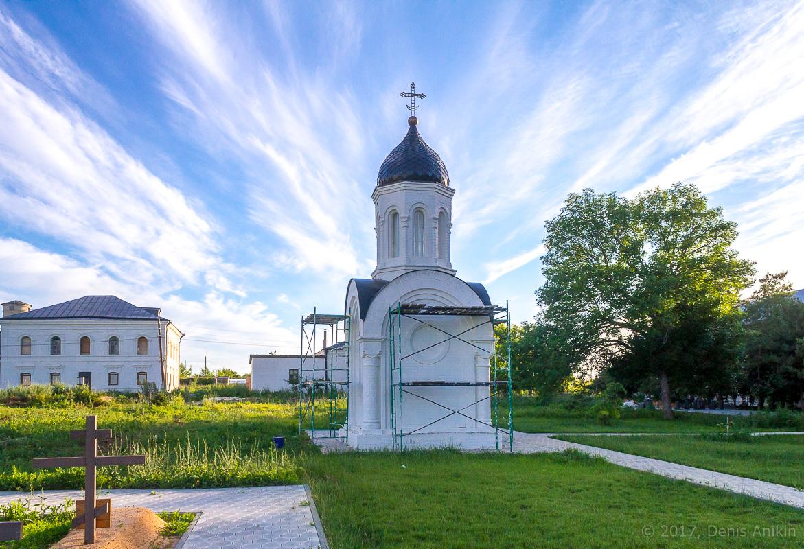 Дубовский Свято-Вознесенский женский монастырь фото 18