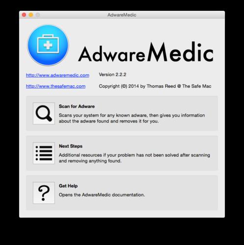 adware medic mac