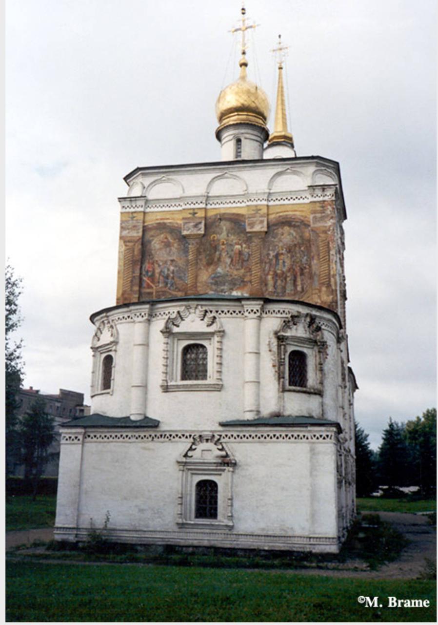 Иркутск. Спасо-Преображенская церковь