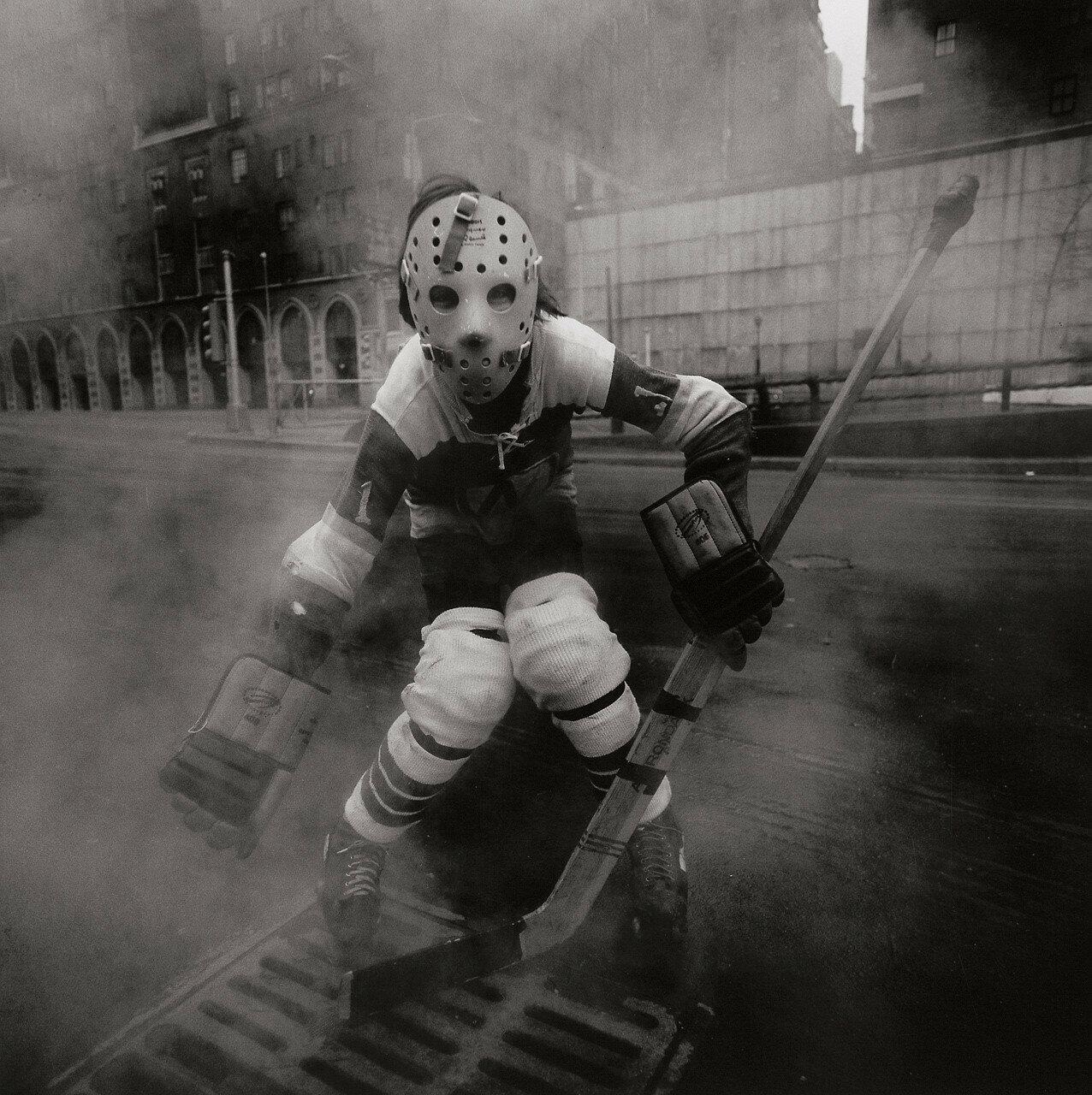 1973. Хоккеист. Нью-Йорк.