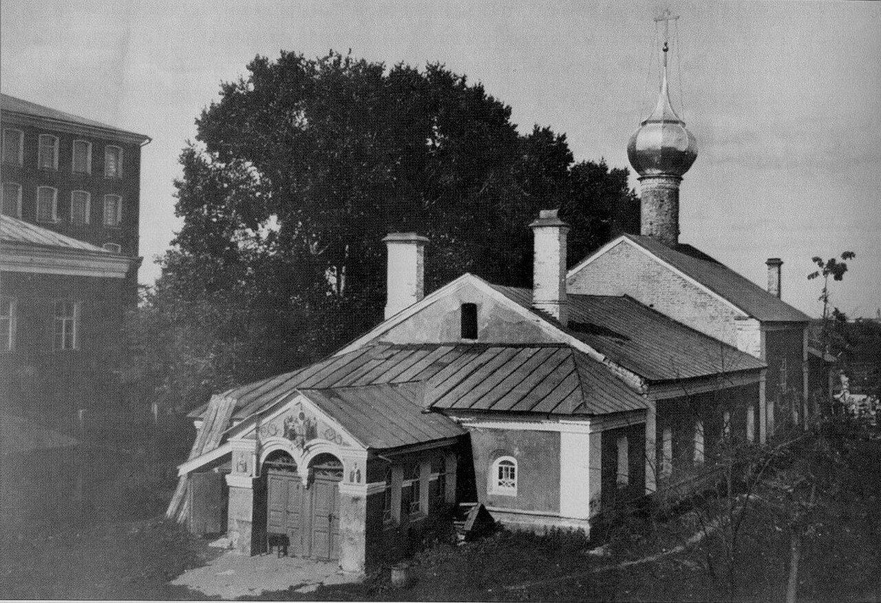Успенская церковь Николо-Меленского прихода