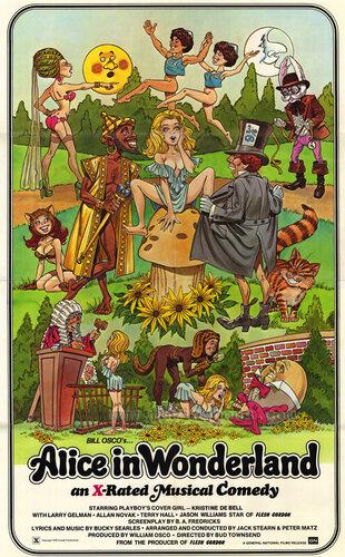 Порно мюзикл alice in wonderland