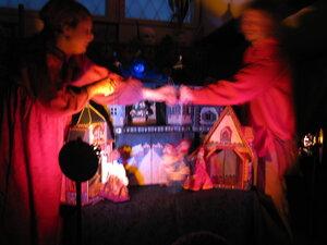 кукольный спектакль заказать ребёнку