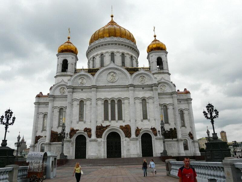 2009-07-28 Храм Христа Спасителя