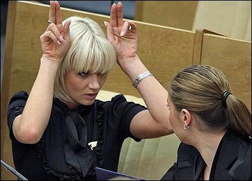 Путин взял к себе на работу новую гимнастку - контролировать исполнение решений президента РФ - Цензор.НЕТ 223