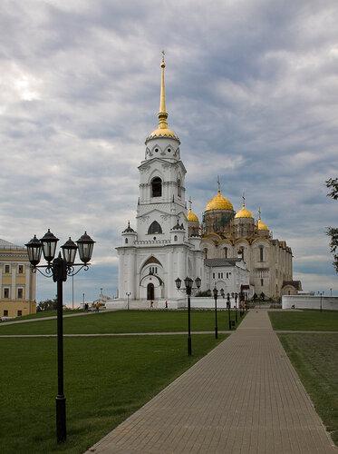 Владимир. Успенский собор. Июль-2009