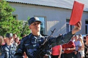Солдаты ПМР бегут в Молдову из-за бесчеловечного отношения