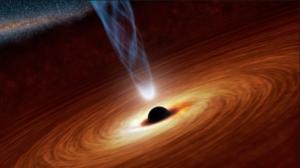 Черная дыра в центре Млечного Пути проявила активность