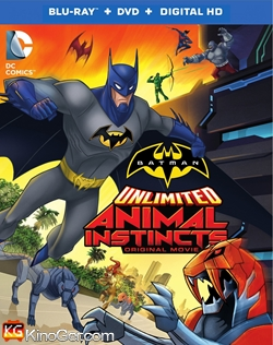 Batman Unlimited: Animal Instinct (2015)