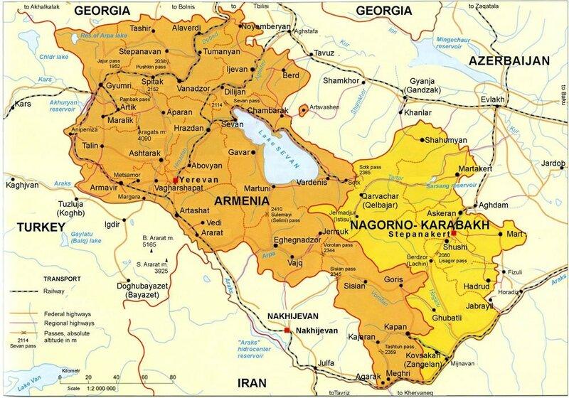 Нагорно-карабахская война Азербайджана с Арменией и когда вмешается Путин