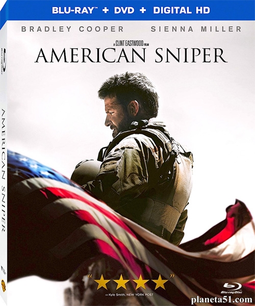 Снайпер / Американский снайпер / American Sniper (2014/BDRip/HDRip)