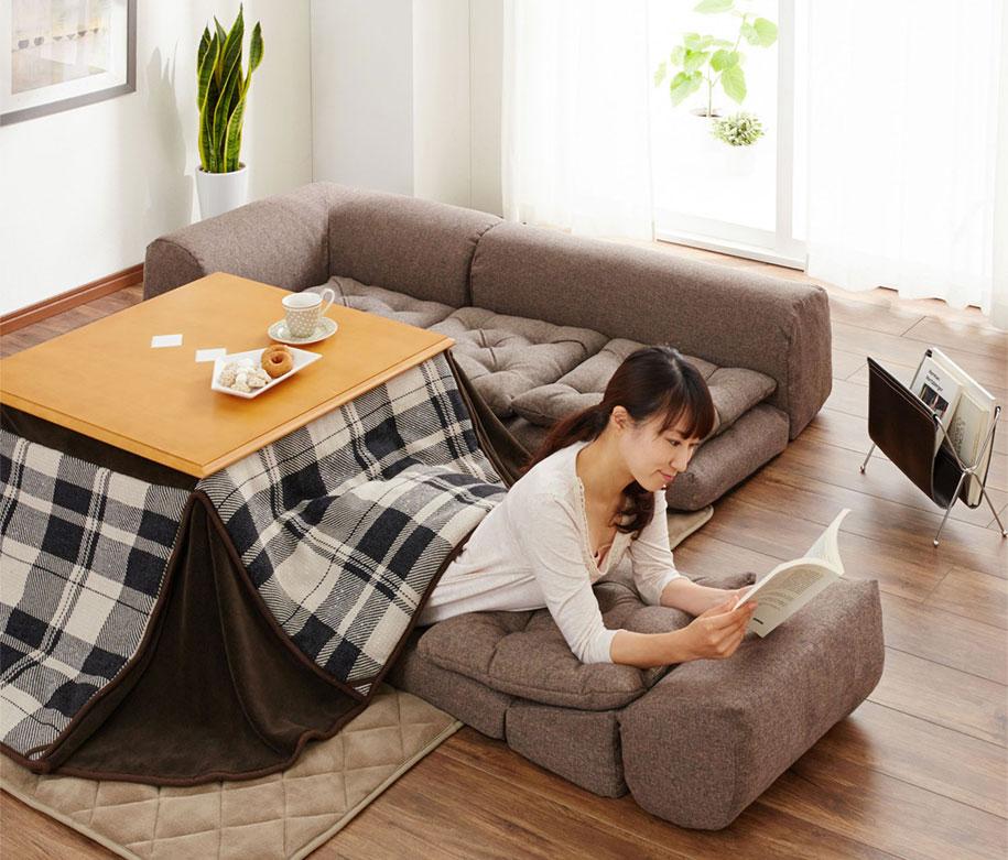 Как провести всю зиму, не вылезая из-под одеяла