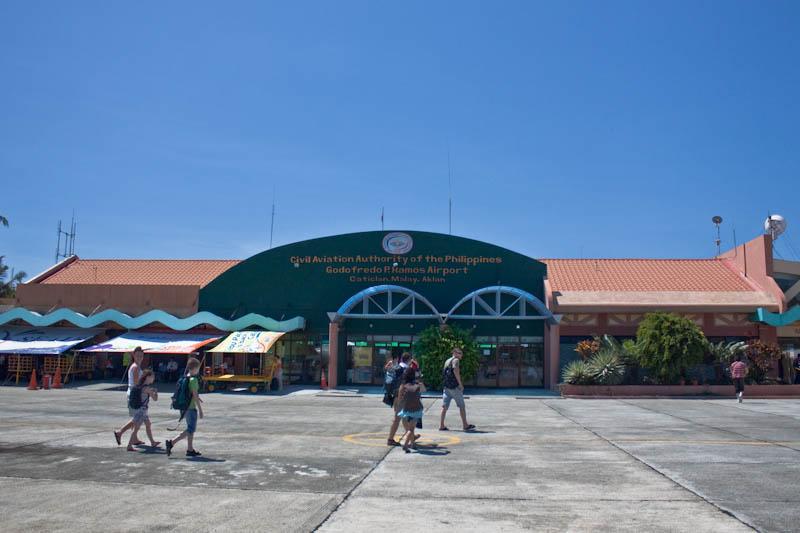 Филиппины, перелет из Себу в Боракай