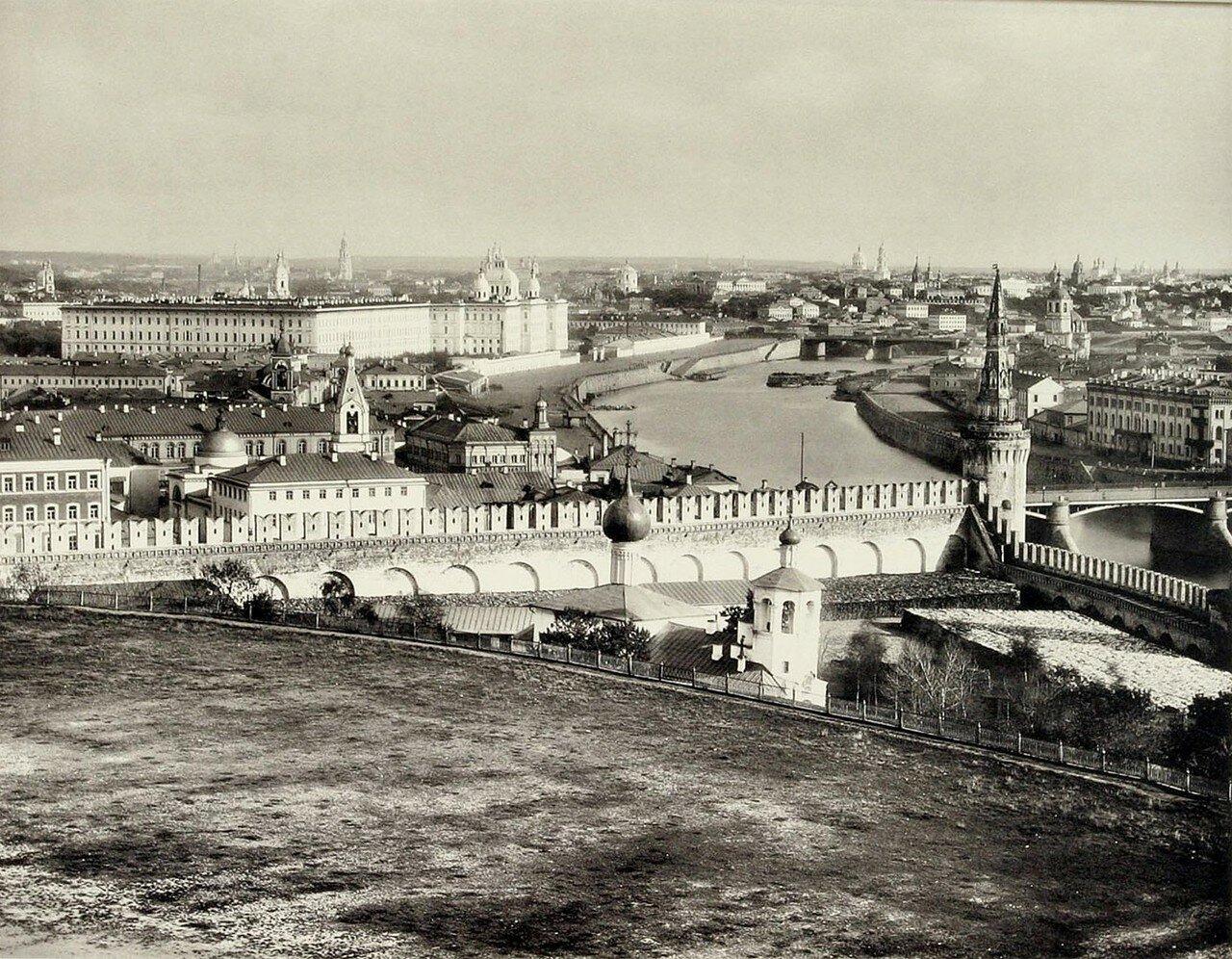 341. 1-й вид с Ивановской колокольни