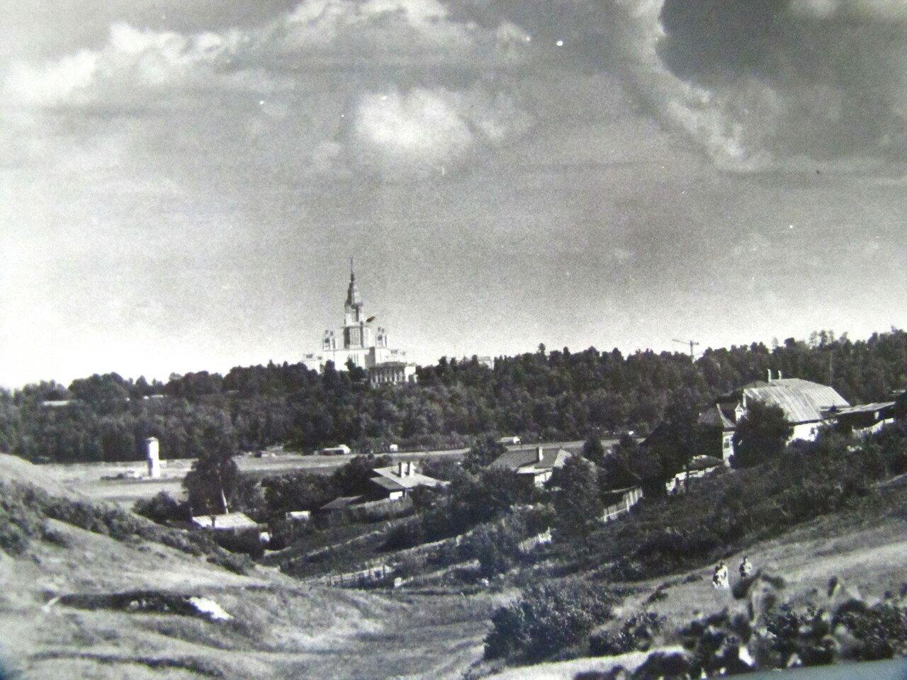 1962. Село Крылатское