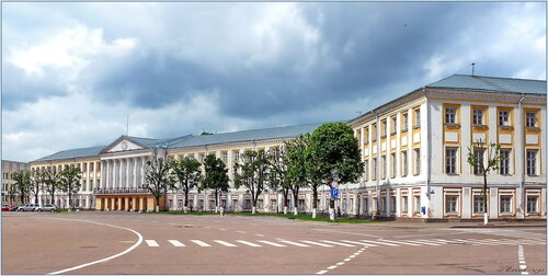 Советскую площадь могут переименовать в Ильинскую.