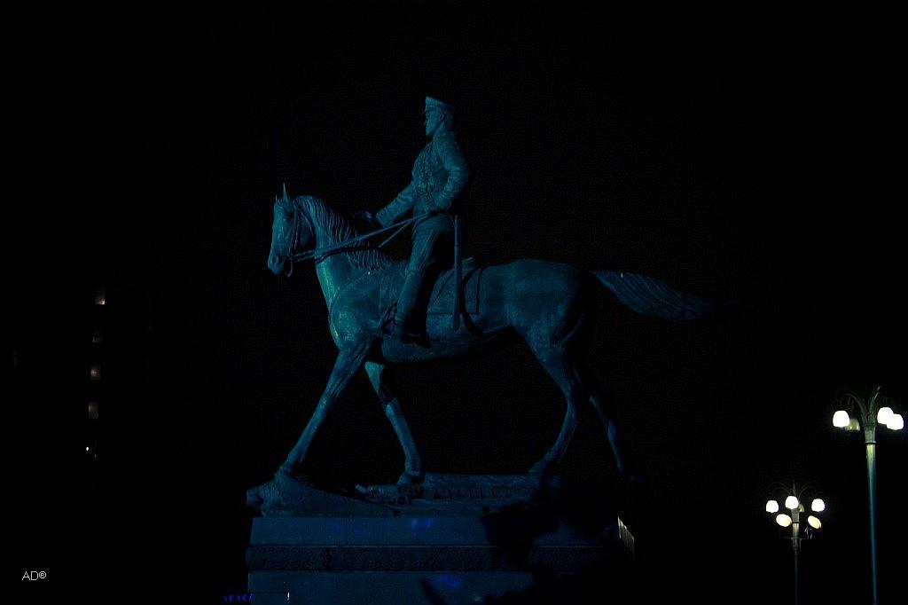 Памятник маршалу Георгию Константиновичу Жукову
