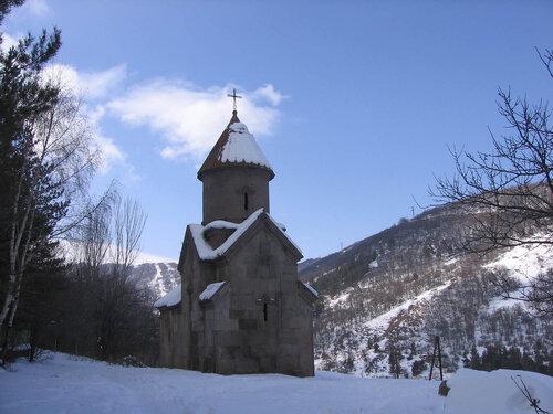 Церковь, Армения