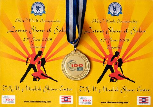 Медаль за выход в финал