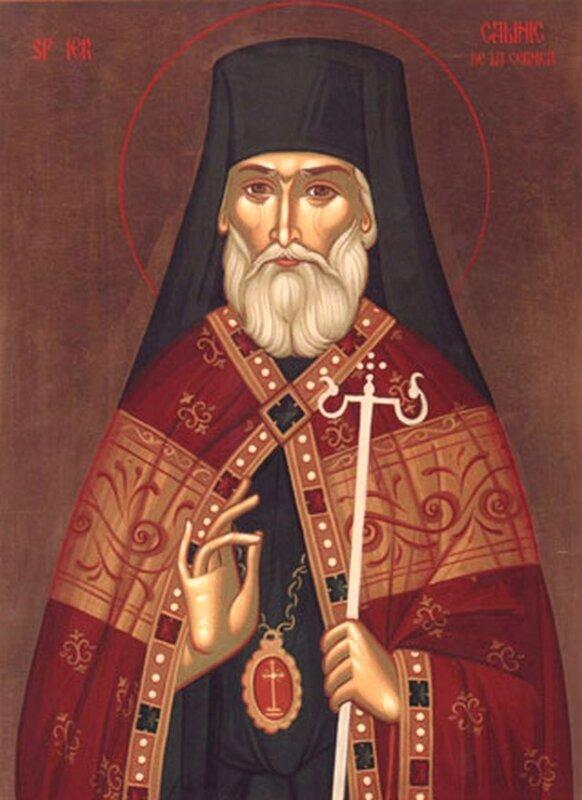 Святитель Каллиник Черникский, Епископ Рымникский.
