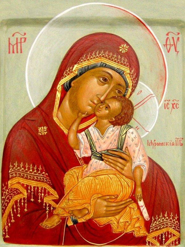 Муромская икона Божией Матери.