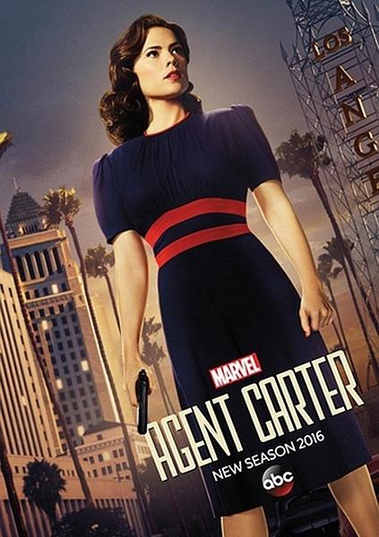 ����� ������ / Agent Carter (2 ����� 2016)