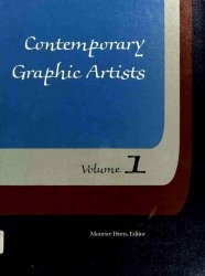 Книга Contemporary Graphic Artists Vol 1