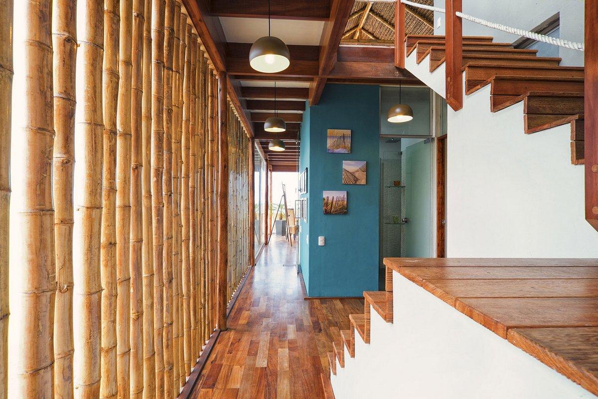 планировка двухэтажных домов фото, планировка дома внутри фото, дизайн домов фото планировка, внутренняя планировка дома фото, YUPANA Arquitectos