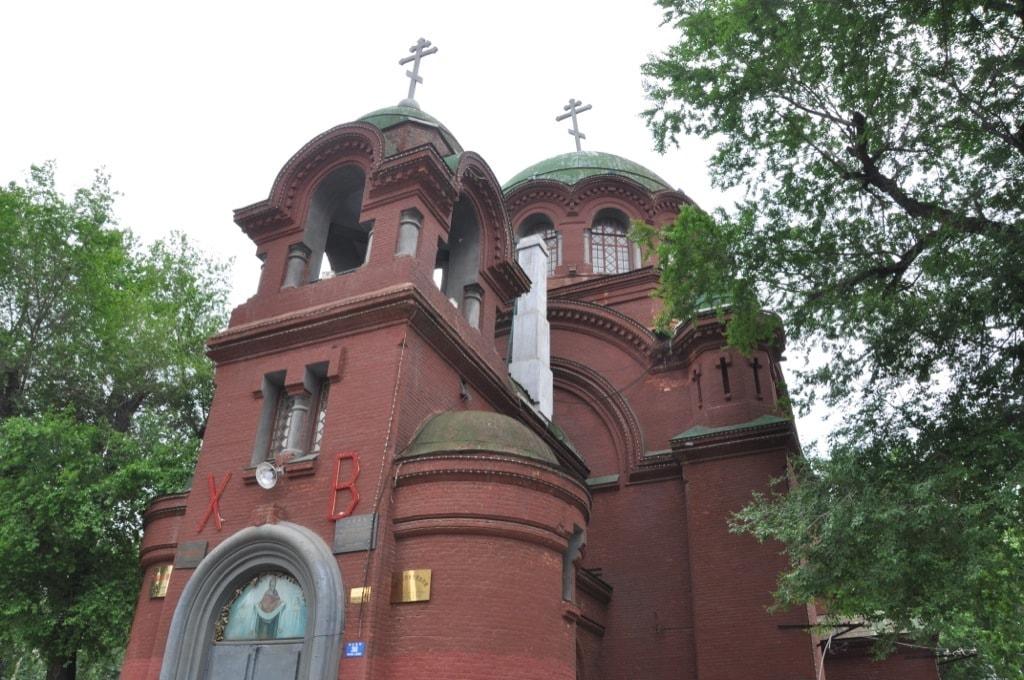 Православные церкви в Харбине