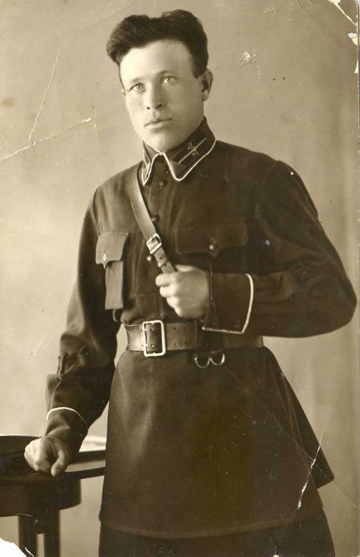 Лейтенант внутренних войск НКВД