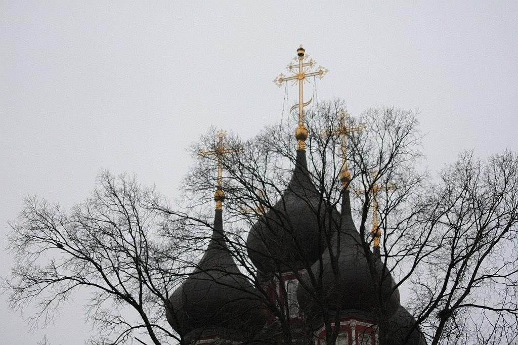 Москва декабрь-2008