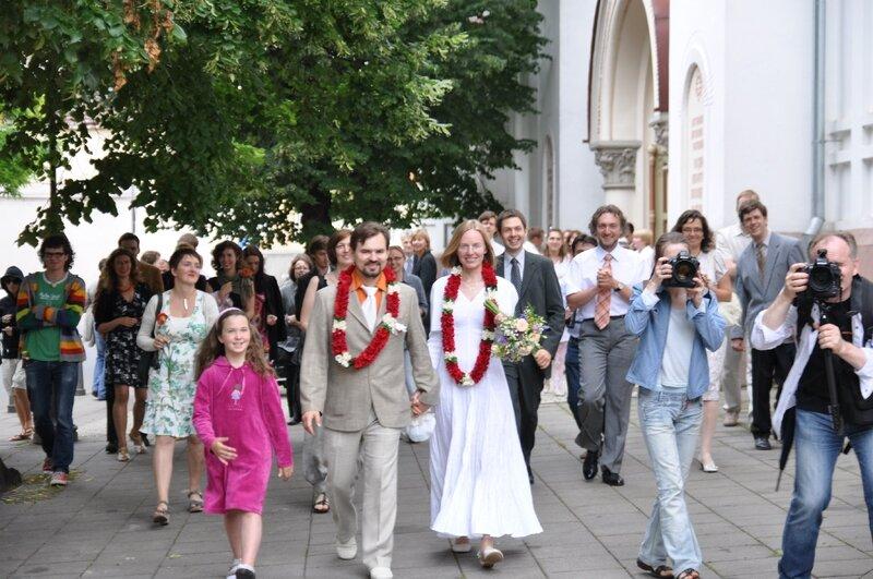 Denis Ugne marriage 2009-07-12